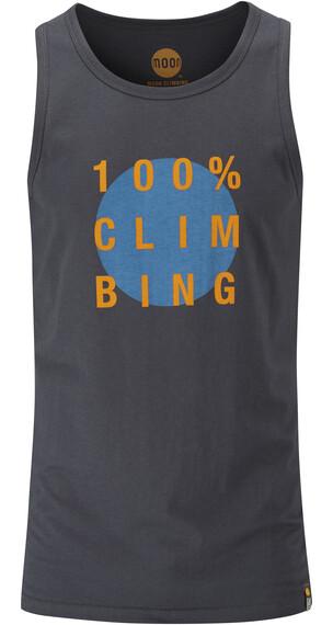 Moon Climbing M's 100% Climbing Vest Ebony